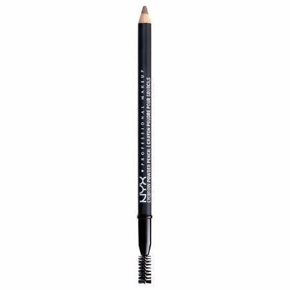 NYX - Eyebrow Powder Pencil - Ash Brown - EPP08