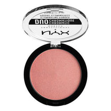 NYX Cosmetics NYX Duo Chromatic Illuminating Powder - Crushed Bloom - #DCI03 - Sleek Nail