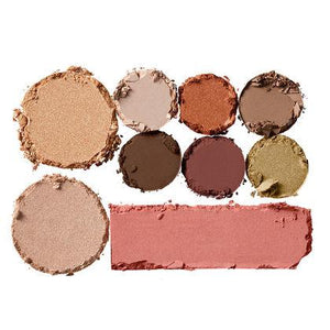 NYX Cosmetics NYX Contour Intuitive Pallete - Warm Zone- #CIP02 - Sleek Nail