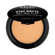 NYX Cosmetics NYX Stay Matte But Not Flat Powder Foundation - Sienna - #SMP11 - Sleek Nail