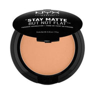 NYX Cosmetics NYX Stay Matte But Not Flat Powder Foundation - Tawny - #SMP12 - Sleek Nail