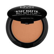 NYX Cosmetics NYX Stay Matte But Not Flat Powder Foundation - Nutmeg - #SMP14 - Sleek Nail