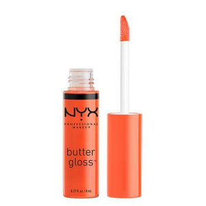 NYX Cosmetics NYX Butter Gloss - Cherry Cheese Cake - #BLG10 - Sleek Nail