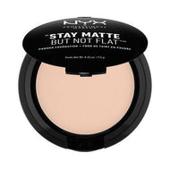 NYX Cosmetics NYX Stay Matte But Not Flat Powder Foundation - Porcelain - #SMP16 - Sleek Nail