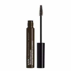 NYX - Tinted Brow Mascara - Black - TBM05