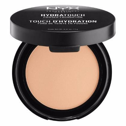 NYX - Hydra Touch Powder Foundation - Soft Tan - HTPF07