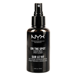 NYX On The Spot Makeup Brush Cleaner Spray - #MBC02