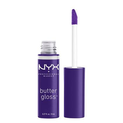 NYX Cosmetics NYX Butter Gloss - Gelato - #BLG34 - Sleek Nail
