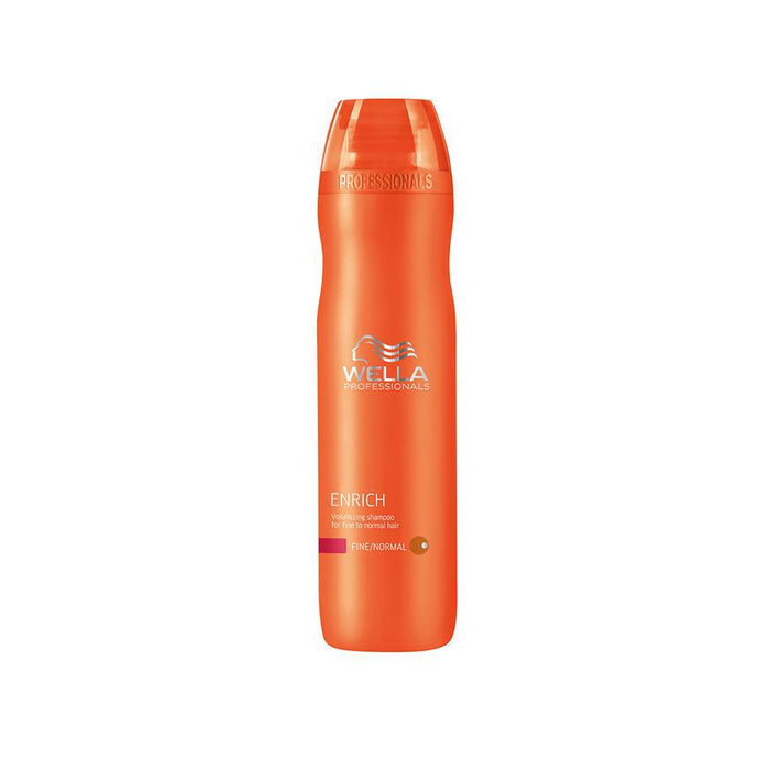 Wella - Enrich Volumizing Shampoo for Fine to Normal Hair 10.1 oz