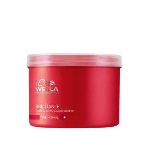 Wella - Brilliance Treatment for Fine to Normal Colored Hair 16.9 oz