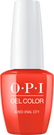 OPI OPI GelColor - A Red-vival City 0.5 oz - #GCL22 - Sleek Nail