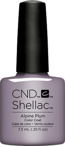 CND - Shellac Alpine Plum (0.25 oz)