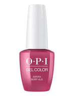 OPI OPI GelColor - Aurora Berry-alis 0.5 oz - #GCI64 - Sleek Nail