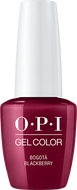 OPI OPI GelColor - Bogota Blackberry 0.5 oz - #GCF52 - Sleek Nail