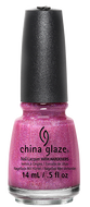 China Glaze China Glaze - Jetstream 0.5 oz - #70258 - Sleek Nail