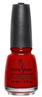 China Glaze China Glaze - Salsa 0.5 oz - #70260 - Sleek Nail