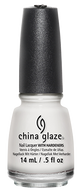China Glaze China Glaze - White Out 0.5 oz - #70276 - Sleek Nail