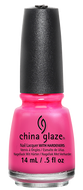 China Glaze China Glaze - Pink Voltage 0.5 oz - #70291 - Sleek Nail