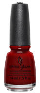 China Glaze China Glaze - Masai Red 0.5 oz - #70332 - Sleek Nail
