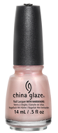 China Glaze China Glaze - Temptation Carnation 0.5 oz - #70527 - Sleek Nail