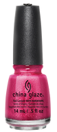 China Glaze China Glaze - Strawberry Fields 0.5 oz - #80224 - Sleek Nail