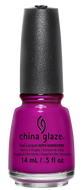 China Glaze China Glaze - Under The Boardwalk 0.5 oz - #80440 - Sleek Nail