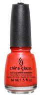 China Glaze China Glaze - Surfin For Boys 0.5 oz - #80446 - Sleek Nail
