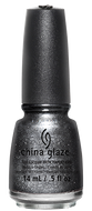 China Glaze China Glaze - Stone Cold 0.5 oz - #80617 - Sleek Nail