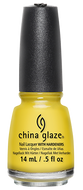 China Glaze China Glaze - Sunshine Pop 0.5 oz - #80739 - Sleek Nail