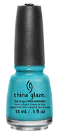 China Glaze China Glaze - Towel Boy Toy 0.5 oz - #80950 - Sleek Nail