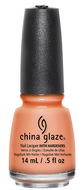 China Glaze China Glaze - Sun Of A Peach 0.5 oz - #81318 - Sleek Nail