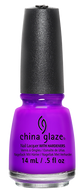 China Glaze China Glaze - That's Shore Bright 0.5 oz - #81322 - Sleek Nail