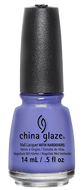 China Glaze China Glaze - What A Pansy 0.5 oz - #81764 - Sleek Nail