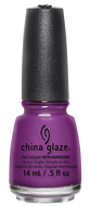China Glaze China Glaze - X-Ta-Sea 0.5 oz - #81788 - Sleek Nail