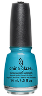 China Glaze China Glaze - Wait N' Sea 0.5 oz - #81790 - Sleek Nail