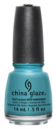 China Glaze China Glaze - Rain Dance The Night Away 0.5 oz - #82650 - Sleek Nail