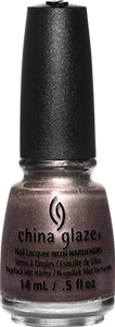 China Glaze China Glaze - Heroine Chic 0.5 oz #83617 - Sleek Nail