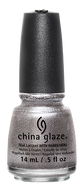 China Glaze China Glaze - Check Out the Silve Fox 0.5 oz - #82709 - Sleek Nail