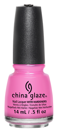 China Glaze China Glaze - Don't Mesa With My Heart 0.5 oz - #82651 - Sleek Nail