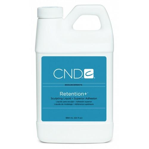CND - Retention Nail Sculpting Liquid 64 oz