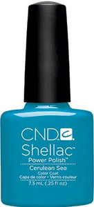 CND - Shellac Cerulean Sea (0.25 oz)