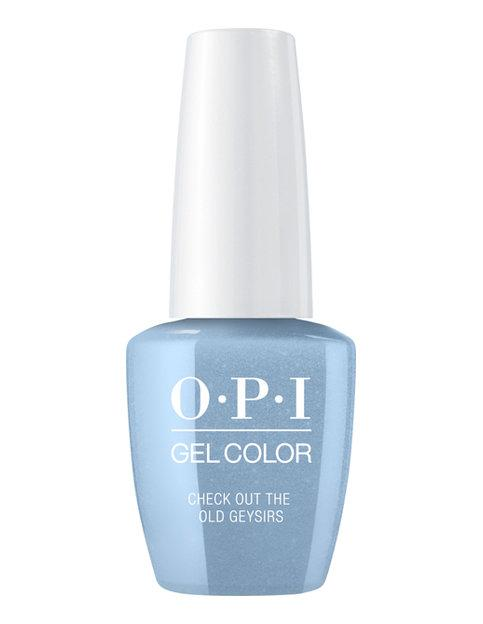 OPI OPI GelColor - Check Out the Old Geysirs 0.5 oz - #GCI60 - Sleek Nail