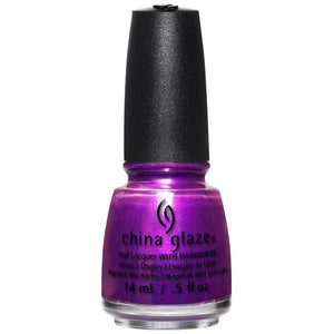 China Glaze - Purple Fiction 0.5 oz #83615