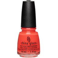 China Glaze - Tis The Sea Sun 0.5 oz #83779