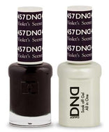 DND - Daisy Nail Design DND - Gel & Lacquer - Violet's Secret - #457 - Sleek Nail