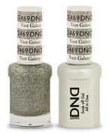 DND - Daisy Nail Design DND - Gel & Lacquer - Vast Galaxy - #469 - Sleek Nail