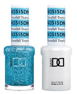 DND - Daisy Nail Design DND - Gel & Lacquer - Tropical Waterfall - #515 - Sleek Nail