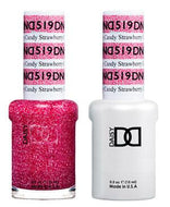 DND - Daisy Nail Design DND - Gel & Lacquer - Strawberry Candy - #519 - Sleek Nail