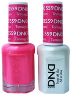 DND - Daisy Nail Design DND - Gel & Lacquer - Teenage Dream - #559 - Sleek Nail