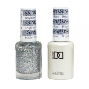 DND - Daisy Nail Design DND - Gel & Lacquer - Brighten Stars - #626 - Sleek Nail